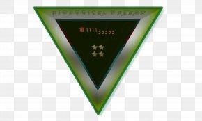 Biological Hazard - Logo Green Brand Font PNG