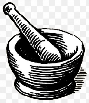Spice - Mortar And Pestle Pharmacy Clip Art PNG