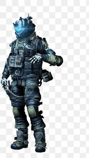 Pilot - Titanfall 2 0506147919 Soldier Body Armor PNG