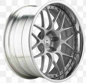 Wheel - Car HRE Performance Wheels Alloy Wheel Forging PNG