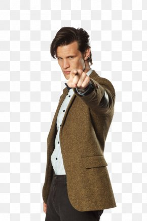 The Doctor Image - Eleventh Doctor Doctor Who Matt Smith PNG