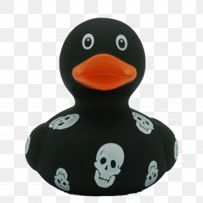Rubber Duck - Rubber Duck Natural Rubber Skull Enrique PNG