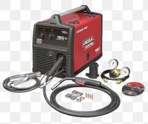 Electric Welding - Gas Metal Arc Welding Flux-cored Arc Welding Lincoln Electric Weld Pak 140 PNG