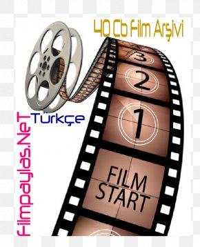 Film Reel Clipart - Reel Film Industry Image Clapperboard PNG