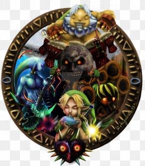 The Legend Of Zelda - The Legend Of Zelda: Majora's Mask The Legend Of Zelda: Ocarina Of Time Link Video Game PNG
