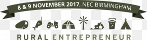 The Rural Entrepreneur Show Logo Brand FontInnovation And Entrepreneurship - Visiting The Show PNG