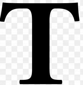 Font - Letter Linux Libertine Clip Art PNG