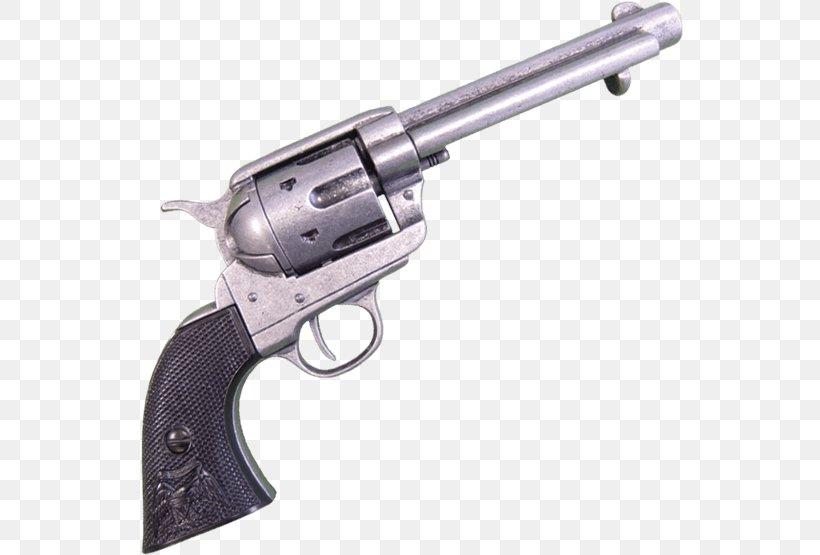 Revolver Firearm Trigger Colt Single Action Army .45 Colt, PNG, 555x555px, 45 Acp, 45 Colt, Revolver, Air Gun, Caliber Download Free