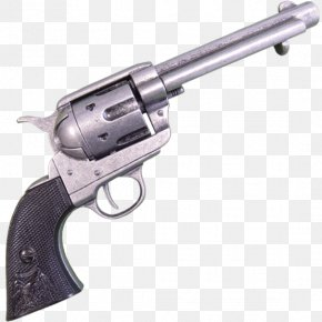 .45 ACP - Revolver Firearm Trigger Colt Single Action Army .45 Colt PNG