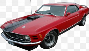 Ford - Ford Mustang Mach 1 Shelby Mustang Ford Galaxie Car PNG