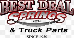 Payson Utah Logo Leaf Spring BrandTruck - Best Deal Spring & Truck Parts PNG