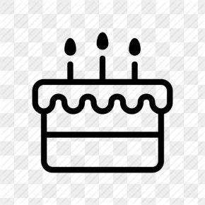 Birthday Cake Icon - Birthday Cake Christmas Cake PNG