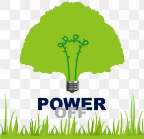 Earth An Hour To Save Electricity Material - Earth Hour Electricity PNG