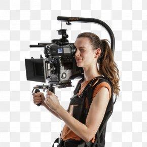 Camera - Video Cameras Movie Camera Camera Stabilizer Cinematographer PNG