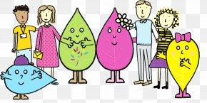 Happy Child Art - Cartoon Clip Art Child Art Line Happy PNG
