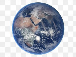 Blue Earth - Earth Overshoot Day Pale Blue Dot Atmosphere Of Earth Flat Earth PNG
