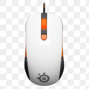 Computer Mouse - Computer Mouse Computer Keyboard SteelSeries Optical Mouse Video Game PNG