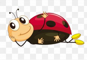 Cartoon Insects - Insect Royalty-free Cartoon Clip Art PNG