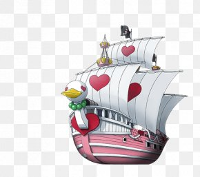 One Piece Ship - Monkey D. Luffy One Piece Treasure Cruise Nami Usopp PNG