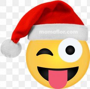 Emoji - Emoji Eye Wink Sticker Tongue PNG