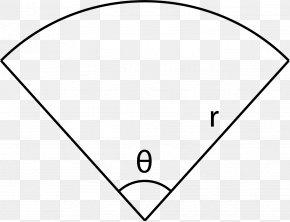 Irregular Geometry - Circular Sector Circle Triangle Rectangle Area PNG