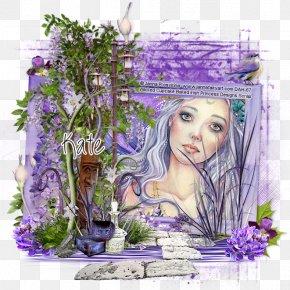 Violet - Floral Design Violet Fairy Flowering Plant PNG