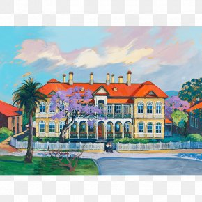 Montville Art Gallery Brisbane Girls Grammar School Painting Suburb PNG