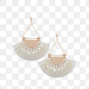 Jewellery - Earring Tassel Jewellery Fringe Bead PNG