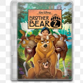 Brother Bear 2 - Fauna Cattle Like Mammal Deer Wildlife PNG