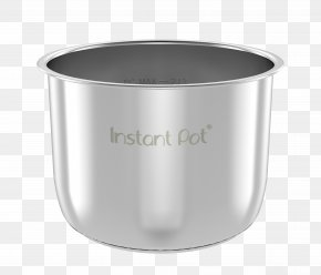 Steel Pot - Instant Pot Pressure Cooker Slow Cookers Olla Cooking PNG