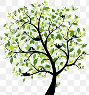 Tree - Tree Royalty-free Stock Photography Illustration PNG