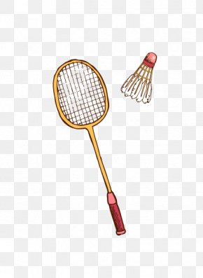 Badminton - Badminton Racket Icon PNG