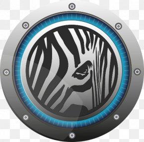 Zebra Running - Bioinformatics Maasai People Mass Spectrometry PNG