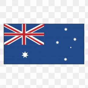 Australia - Flag Of Australia National Flag Australian Federation Flag PNG