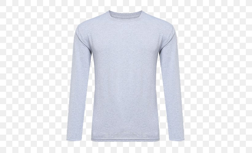 Long-sleeved T-shirt Long-sleeved T-shirt, PNG, 500x500px, Tshirt, Active Shirt, Designer, Google Images, Grey Download Free