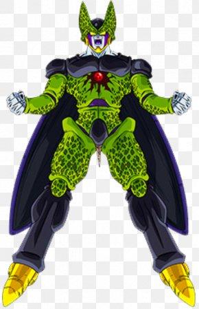 Cell - Dragon Ball Heroes Frieza Majin Buu Vegeta Cell PNG