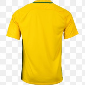 T-shirt - Brazil National Football Team 2014 FIFA World Cup 2018 FIFA World Cup T-shirt Jersey PNG