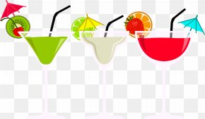 Cocktail - Cocktail Garnish Juice Fruit Breakfast PNG