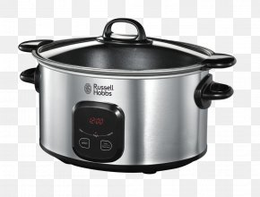 Cooker - Slow Cookers Russell Hobbs 22750 6.0l Slow Cooker 220/240 Volt 50hz Russell Hobbs 22740-56 Cook @ Home Hardware/Electronic PNG