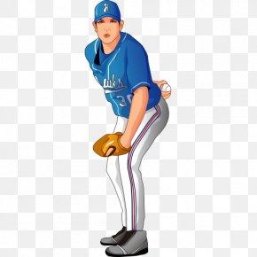 Playing Baseball Characters - Baseball Bat Baseball Positions MLB Softball PNG