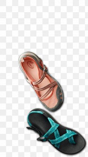 Backpackers - Flip-flops Water Shoe Hiking Appalachian National Scenic Trail PNG