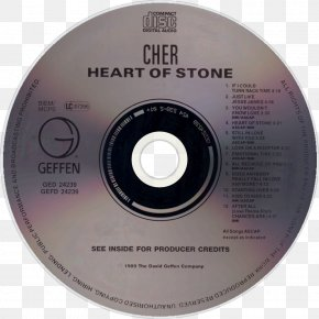 Stone Heart - Compact Disc Heart Of Stone 20th Century Masters: The Millennium Collection: The Best Of Cher, Volume 2 Album PNG
