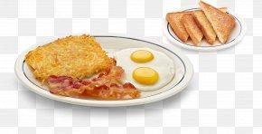 Breakfast Pic - Sausage Breakfast Bacon Pancake Hash Browns PNG