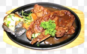 Seafood Asian Cuisine Recipe Meat Chop Dish PNG