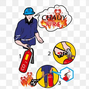 Fire Knowledge Graph - Download Firefighting Clip Art PNG