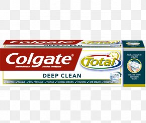 Toothpaste - Mouthwash Colgate Total Toothpaste Colgate Total Toothpaste Tooth Whitening PNG