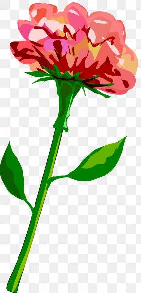 Flower Clipart - Plant Stem Flower Tulip Clip Art PNG