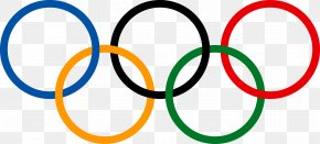 The Olympic Rings - 2016 Summer Olympics Opening Ceremony Rio De Janeiro Winter Olympic Games Athlete PNG