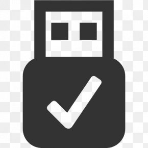 Usb Flash Drive - USB Download Computer Hardware Icon PNG