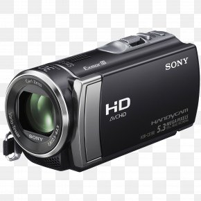 Video Camera Image - Video Camera Handycam 1080p Sony Camcorders PNG